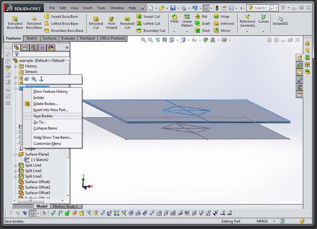 Solidworks Export Tutorial | popupCAD